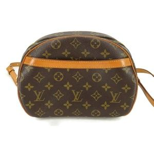 💯 AUTH LOUIS VUITTON BLOIS Crossbody/ShoulderBag